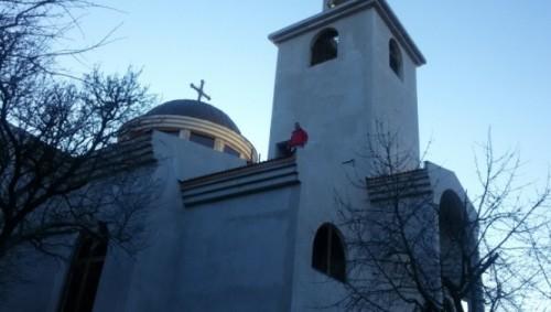 Дарителска кампания събира средства за доизграждането на нова църква в Каспичан