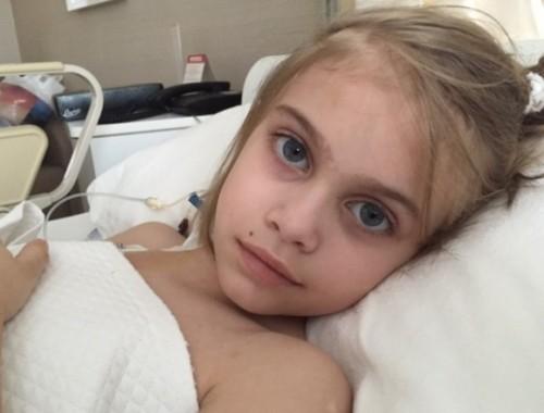6-годишно ангелче спешно се нуждае от финансова подкрепа за лечение