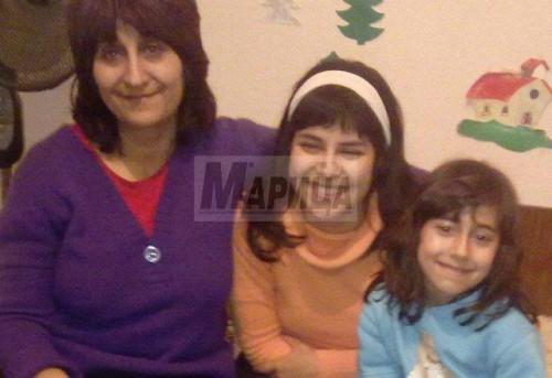 Историята на майката, която не се отказа и вдигна дъщеря си на крака