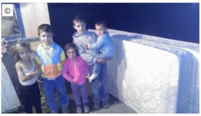 Нови матраци като дарение за семейства в община Несебър