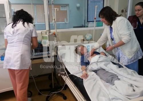 Спешно се търси кръв за 16-годишно момиче в УМБАЛ Св. Георги в Пловдив