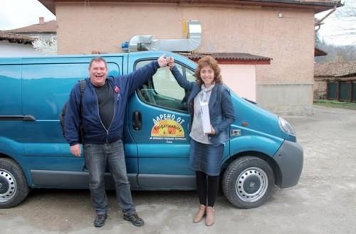 Немски благодетели направиха дарение за 6000 евро на Община Елена