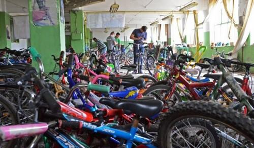200 велосипеда ще зарадват деца от социално слаби семейства