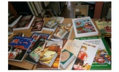 Даряват книги за над 3000 лв. на библиотека и училище в Кюстендил