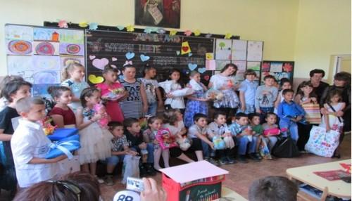 Благотворителна инициатива на ученици от НУ Христо Ботев, гр. Елин Пелин