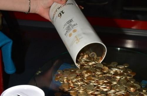 Деца дариха паричките от касичките си на #спасижоро