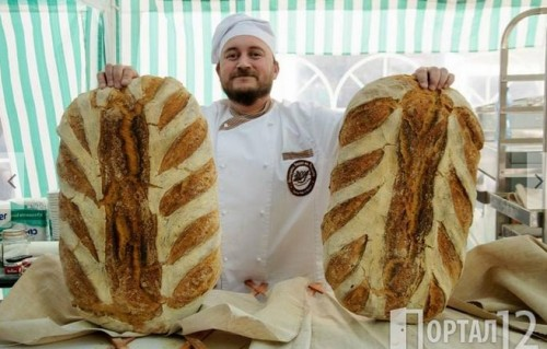 Георги Лефтеров - Майсторът, който дарява хляб и надежда