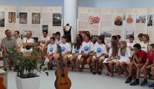 В Камчия беше открит първият православен лагер за деца