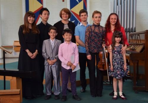 Благотворителен класически концерт в помощ на млади музиканти и деца с диабет