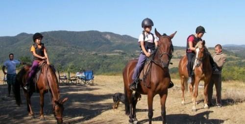 Благотворителна кампания за конната терапия на деца в Русе