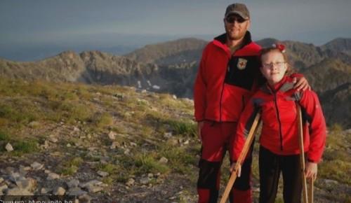 Как един баща изкачва връх Мусала с детето си на ръце