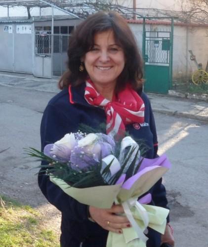 Баронеса отново направи дарение на социалните центрове в Берковица