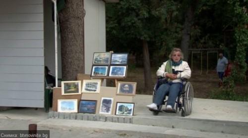 Жена от Варна има нужда от 12 000 лева, за да проходи