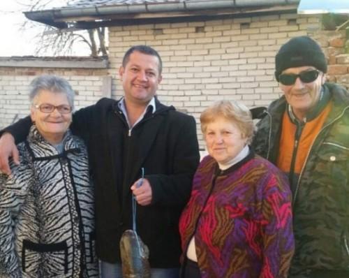 107 кг риба раздадоха на възрастни и сираци в Крислово и Калековец