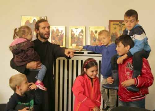 Българската църковна община в Хамбург организира четвърти детски творчески конкурс