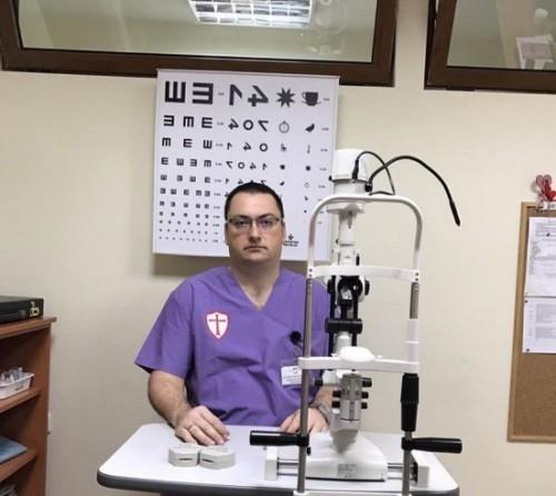 Безплатно за глаукома и катаракта в Пловдив