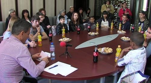 Деца в неравностойно положение получиха парични премии в Община Пазарджик