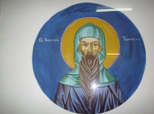 Благотворителна изложба на детски икони започна в Стара Загора
