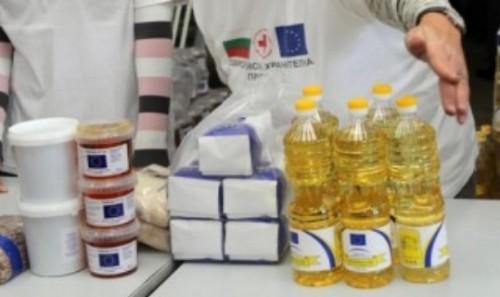 Започна раздаване на хранителни пакети за социално слаби в Стара Загора
