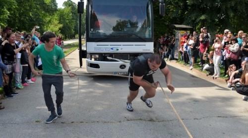 Благотворителен турнир по силов многобой в Пазарджик в подкрепа на Кристиян