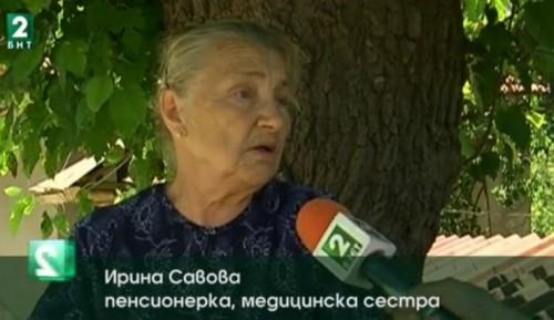 Пенсионирана медицинска сестра продължава службата си за възрастните хора от Табачка