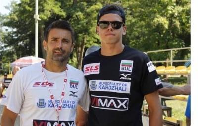 Калчев и Колев с благотворителен турнир по волейбол в Кърджали