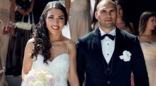 Пожарникар и съпругата му дариха парите от сватбата си