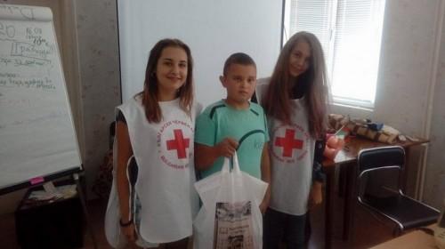 Габровци дариха 1112 лв. за благотворителната кампания С усмивка на училище