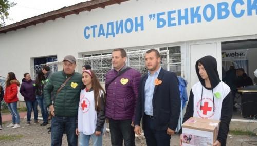 Благотворителна футболна среща на ОФК Костинброд – 2012 и ФК Петърч