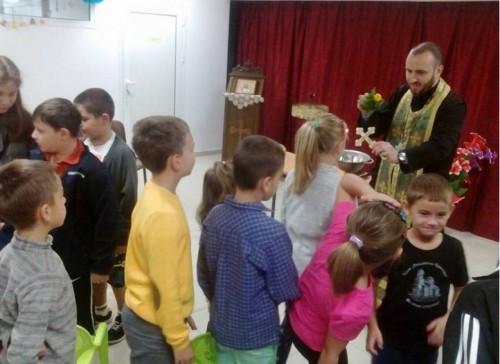 Първата детска школа за източно пеене отвори врати в София