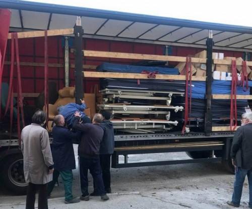 Дарение от Франция за болницата във Велинград