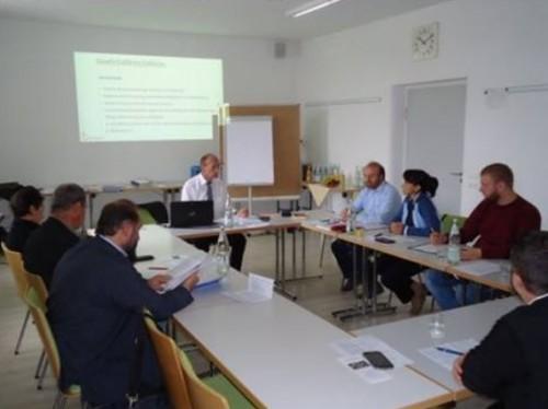 Впечатления от семинара Социалното дело на Църквата като място за душегрижие в Регенсбург