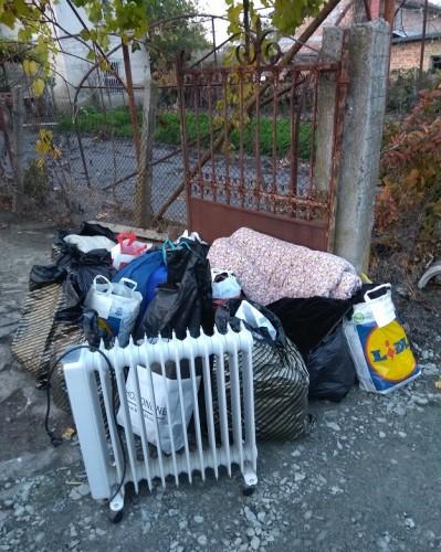 Пазарджиклии изпратиха автомобил с дарения в Бургаско