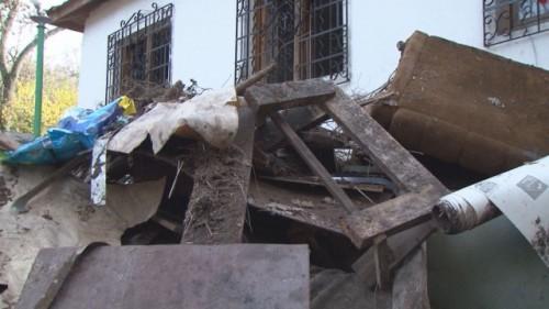 Потопът в Бургаско нанесе непоправими щети на манастира Света Богородица