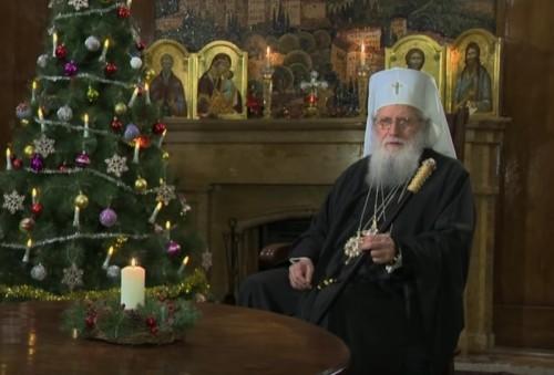 Рождественско телевизионно обръщение на патриарх Неофит
