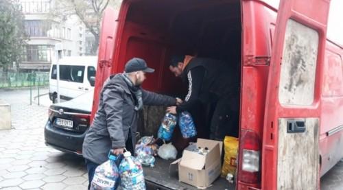 Район Северен - Пловдив с благотворителна акция за капачки