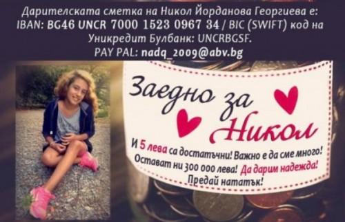Автомивка във Велико Търново организира благотворителен ден за Никол