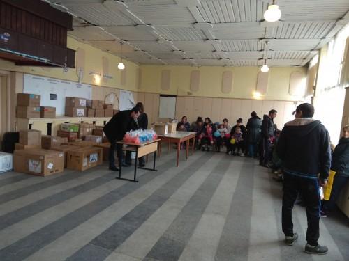 Т.А Българи-Кипър и Милостив проведоха широка благотворителна кампания в помощ на бедните