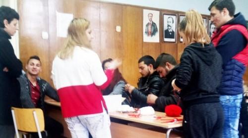 Благотворителна кампания Деца помагат на деца в Болярово