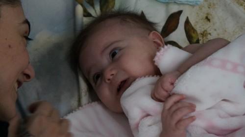 Бебе с левкемия се нуждае спешно от помощ