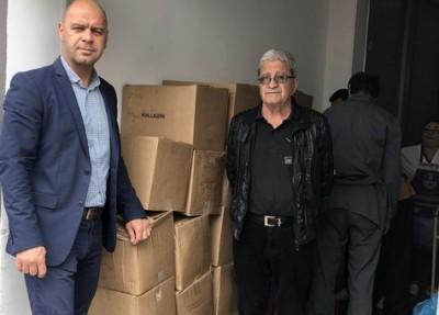 Дариха замразени колбаси на социалните заведения в Пловдив