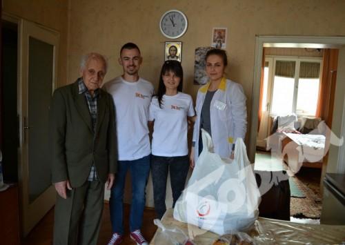 Акция Великден за всеки зарадва 320 души в Г. Оряховица