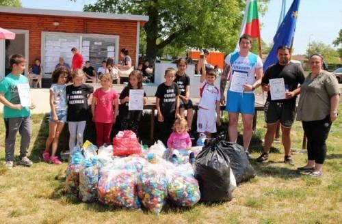 Наградата за благотворителност от Балчик замина за Плевен