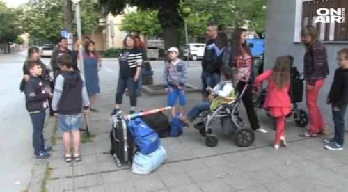 След благотворителност деца с увреждания отиват на зелено училище