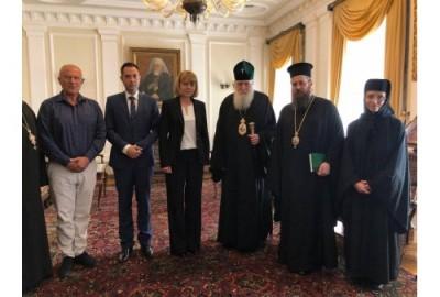 Две училища ще бъдат построени върху земи на Драгалевския манастир