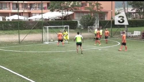 Благотворителен мач събра в Слънчев бряг бивши и настоящи футболисти
