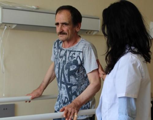 В УМБАЛ-Бургас помагат на хора с ампутирани крайници