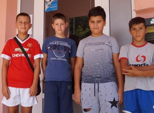 Деца върнаха изгубен портфейл на жена от Струмяни