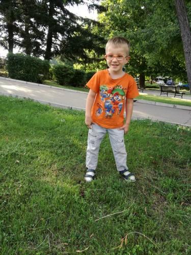 5-годишно момче с мозъчна атаксия се нуждае от трансплантация на стволови клетки
