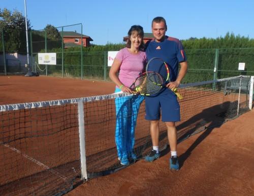 Благотворителен тенис мач завърши с 2300 лв. дарения